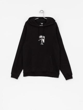 Bluza z kapturem Stussy Tribeman HD (black)