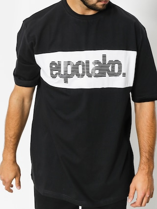T-shirt El Polako Alfabet (black)