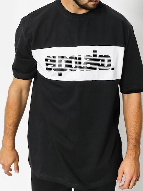 T-shirt El Polako Alfabet (black)