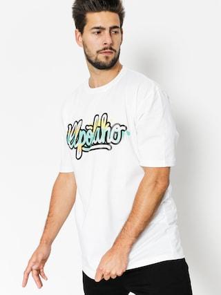 T-shirt El Polako Tag (white)