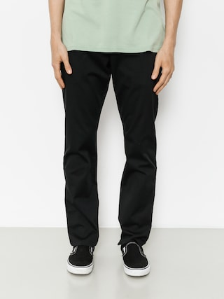 Spodnie RVCA Weekend Stretch (black)