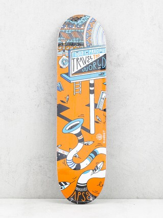 Deck Element Elna World Apse