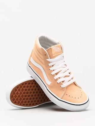 Buty Vans Sk8 Hi (bleached apricot/true white)