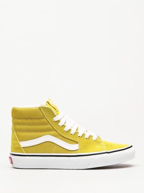 Buty Vans Sk8 Hi (cress green/true white)