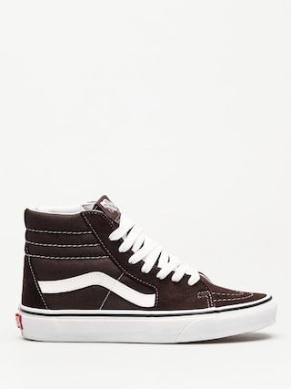 Buty Vans Sk8 Hi (chocolate torte/true white)