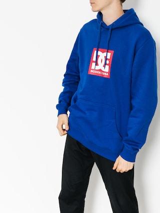Bluza z kapturem DC Square Star HD (sodalite blue)