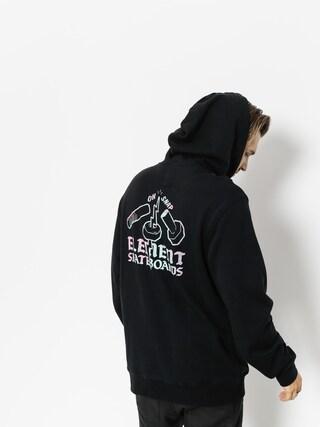 Bluza z kapturem Element Snap HD (black)