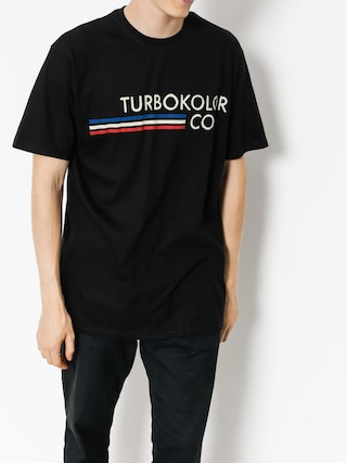 T-shirt Turbokolor Olympik (black)
