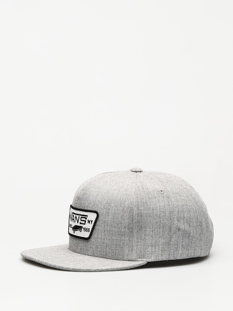 Czapka z daszkiem Vans Full Patch Snapback ZD (heather grey)