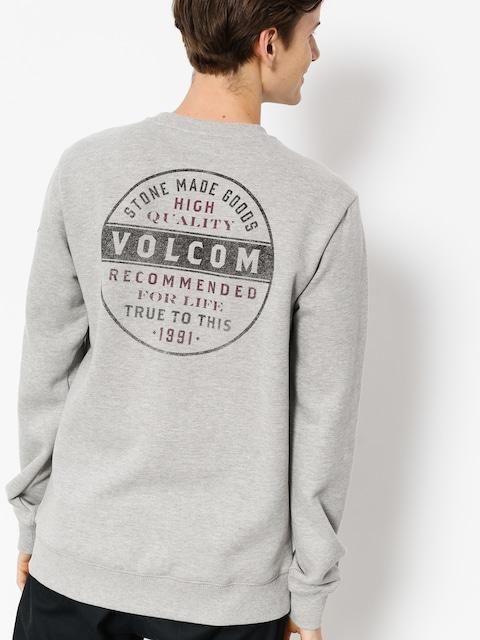 Bluza Volcom Supply Stone Crew (gry)
