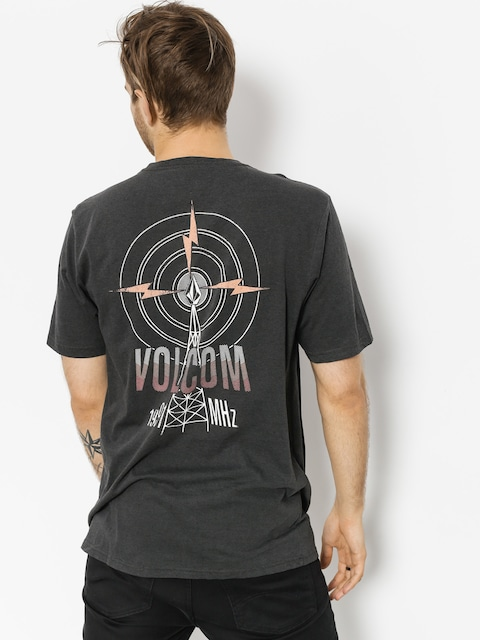 T-shirt Volcom Rebel Radio (blk)