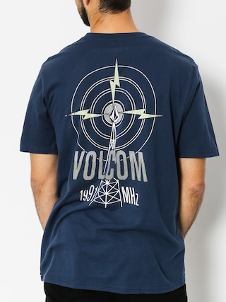 T-shirt Volcom Rebel Radio (nvy)