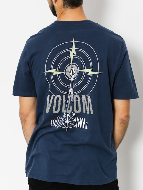 T-shirt Volcom Rebel Radio (nvy)