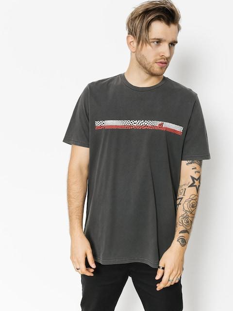 T-shirt Volcom System Manic (blk)
