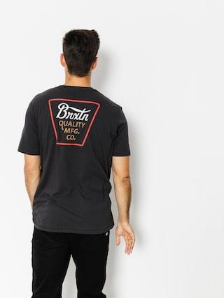 T-shirt Brixton Potrero Prem (wablk)