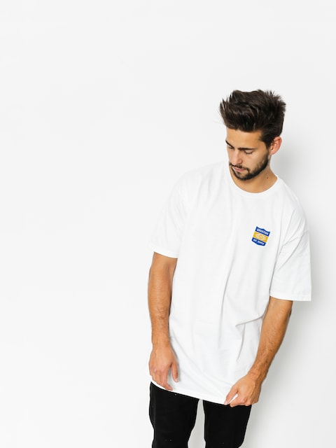 T-shirt Brixton United (white)