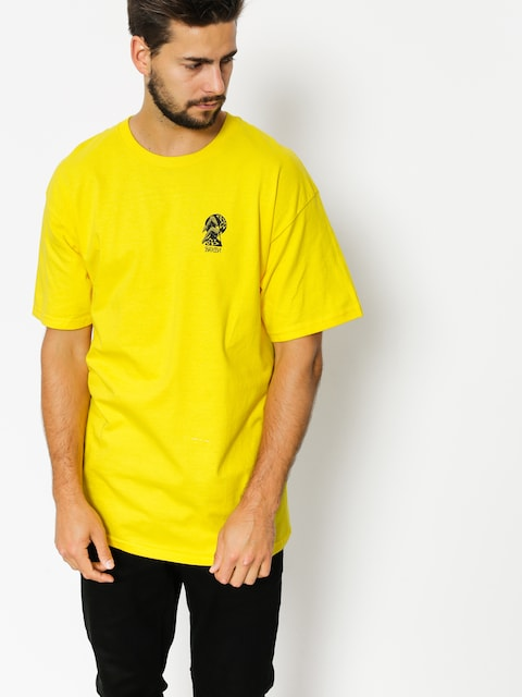 T-shirt Brixton Sancha (yellw)