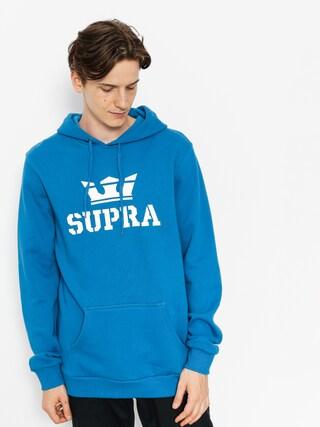 Bluza z kapturem Supra Above HD (ocean/white white)