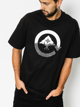 T-shirt LRG The Fade Away (black)