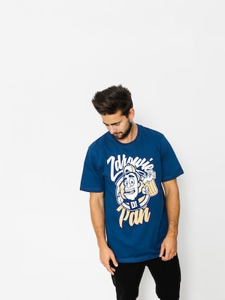 T-shirt Diamante Wear Zdrowie Pau0144 (navy)