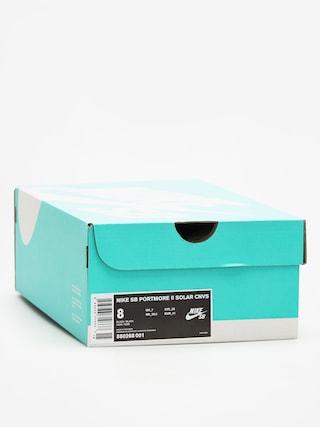 Buty Nike SB Portmore II Solarsoft Cnvs (black/black)