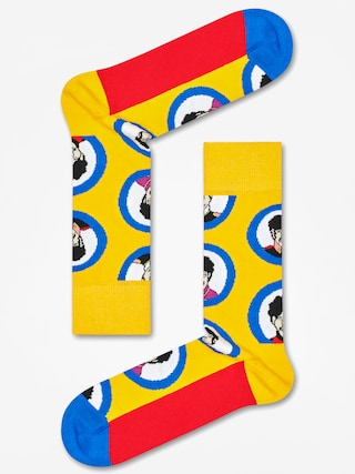 Skarpetki Happy Socks The Beatles (yellow/blue/red)