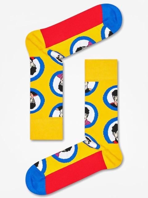 Skarpetki Happy Socks The Beatles (yellow/blue/red)