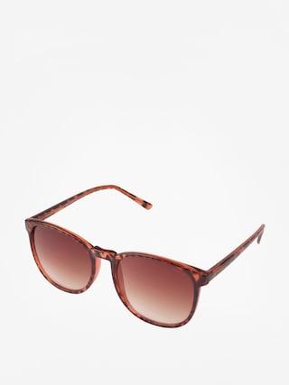 Okulary przeciwsu0142oneczne Komono Urkel (tortoise)