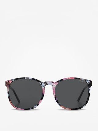 Okulary przeciwsłoneczne Komono Urkel (floral)