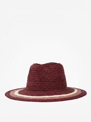 Kapelusz Brixton Hampton Fedora Wmn (red/blush/tan)