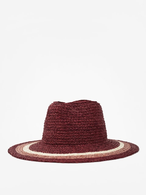 Kapelusz Brixton Hampton Fedora Wmn (red/blush/tan)