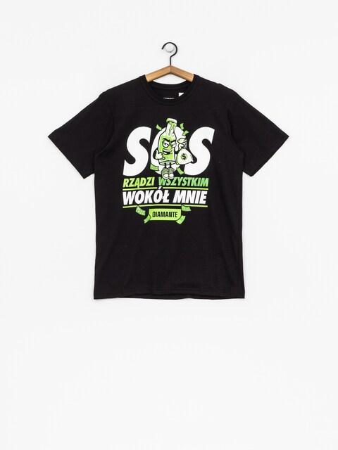 T-shirt Diamante Wear SOS