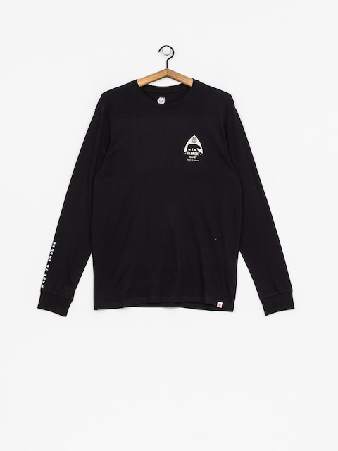 Longsleeve Element Arrow (flint black)