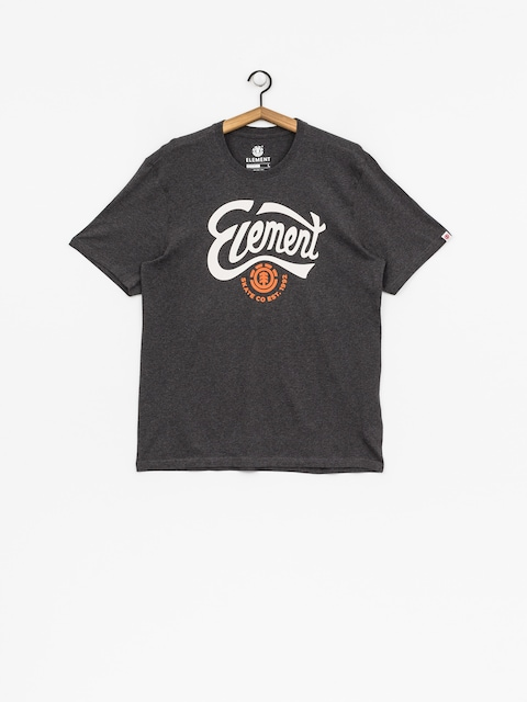 T-shirt Element Bump (charcoal heathe)