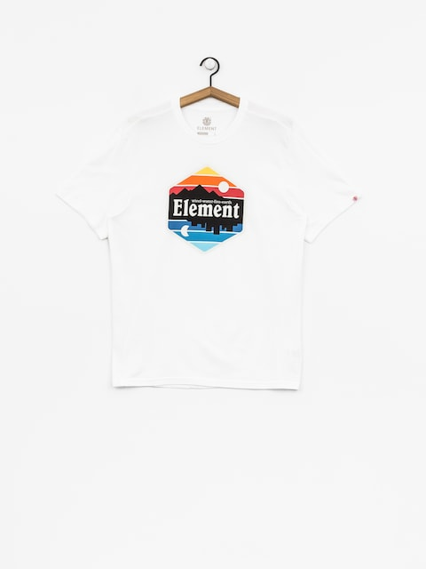 T-shirt Element Dusk (optic white)