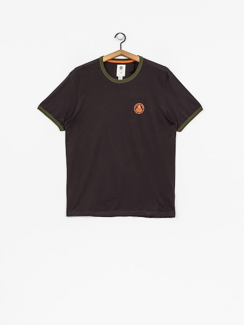 T-shirt Element Ea Ringer (off black)