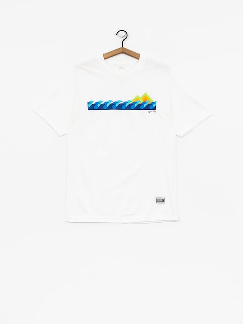 T-shirt Grizzly Griptape High Tide