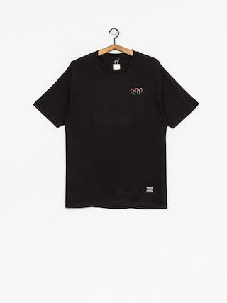 T-shirt Grizzly Griptape All Stars (black)