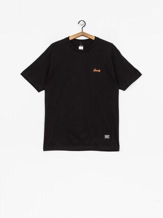 T-shirt Grizzly Griptape Coastal Clique (black)