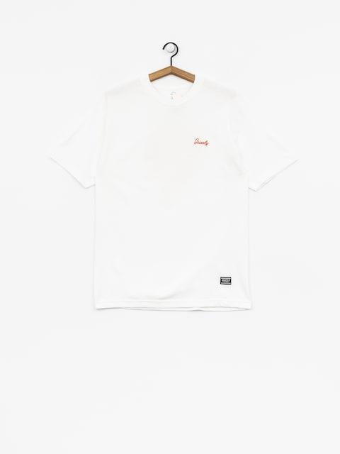 T-shirt Grizzly Griptape Coastal Clique