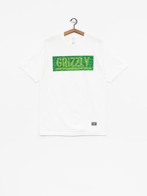 T-shirt Grizzly Griptape Fresh Cut Box Logo