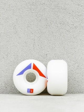 Kółka Crupie Tiago Lemos Metric (white)
