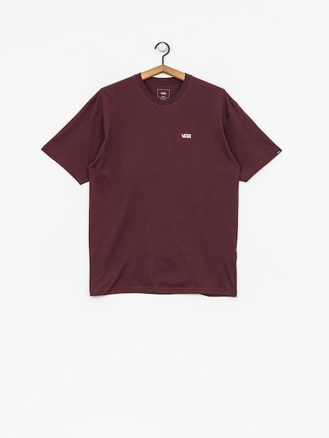 T-shirt Vans Left Chest Logo (port royale)