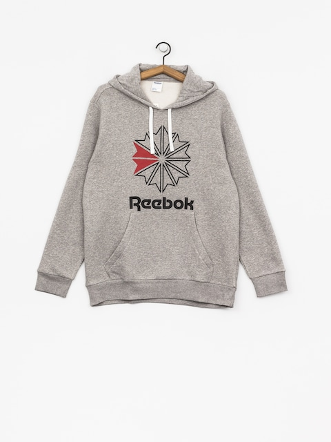 Bluza z kapturem Reebok F Star HD