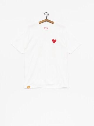 T-shirt Enjoi Smitten Beer (white)