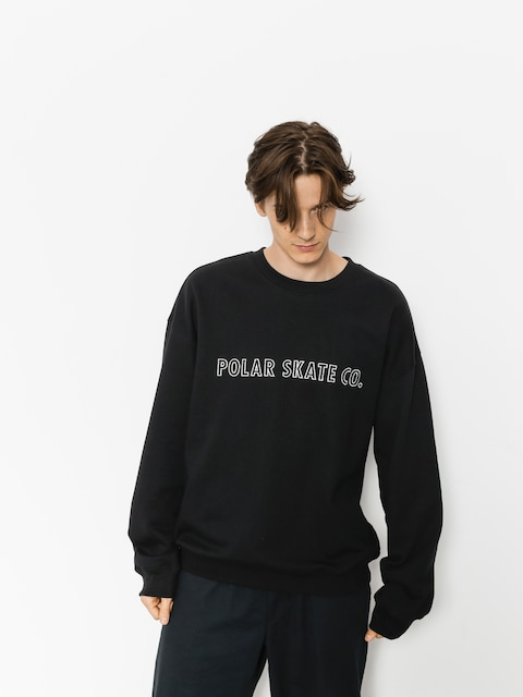 Bluza Polar Skate Outline (black)