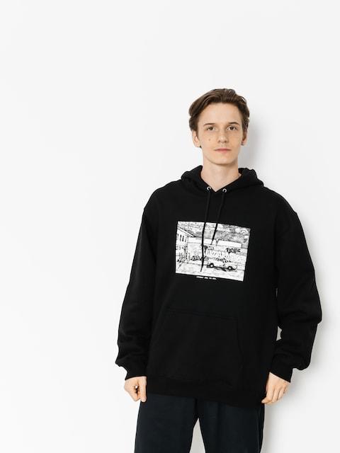 Bluza z kapturem Polar Skate Straight From The Hood HD