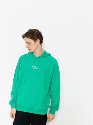 Bluza z kapturem Polar Skate Default HD (green)