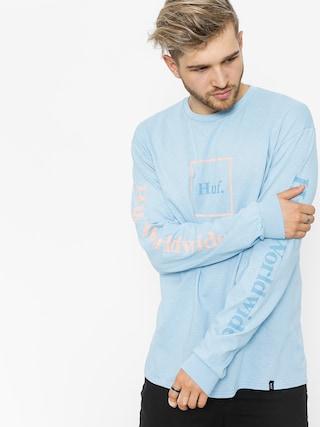 Longsleeve HUF Domestic (ballad blue)