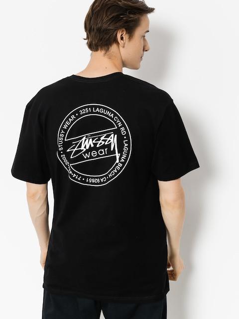 T-shirt Stussy Laguna Dot